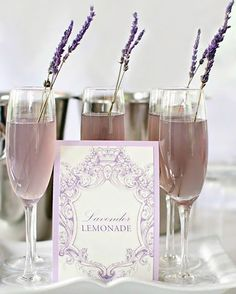 """Joining in on the """"Thirsty Thursday"""" student trend (I've been told it's a thing, honest!), I'd love to get my hands on a glass of this gorgeous Lavender cocktail... Nom! <3 #thirstythursday #student #studenttrend  #lavender #lemonade #lavenderlemonade  #cocktail #mocktail #wedding #signature #weddingcocktail #weddingmocktail #signaturecocktail #signaturemocktail #signatureweddingcocktail #signatureweddingmocktail #lavendercocktail #lavendermocktail #signaturelavendercocktail…"""