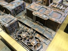 Tech Terrain by Pig Iron Productions