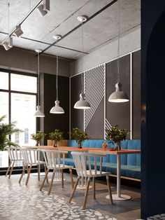 Restaurant and cafe interior design ideas in modern contemporary and classic luxury styles Emphāsis Design Café, Interior Design Software, Interior Design Website, Restaurant Interior Design, Shop Interior Design, Cafe Design, Bistro Interior, Restaurant Interiors, Design Ideas