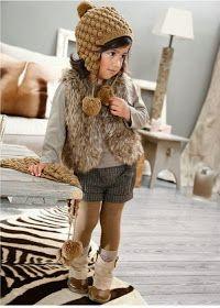 Little girls fall / winter fashion, kids fall/winter fashion. Either of my babies would be presh in this! Fashion Kids, Little Girl Fashion, Winter Fashion, Young Fashion, Fashion 2018, Trendy Fashion, Fashion Women, Fashion Shoes, Fashion Dresses