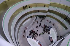 The eye of the Storm, 2008, Guggenheim Museum, NY, USA.