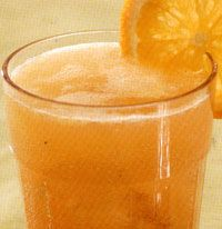 http://www.allhealthyjuicerecipes.com/juicing-recipes-for-diabetes/fruity-drink-for-diabetes.php  The natural liquid fruit sugars in fruit juices makes it easily absorbed hence helping to quickly raise blood sugar quickly for diabetics with low blood sugar levels.