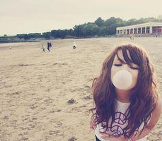bubblegum :D