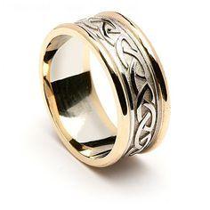 anillo de boda nudo celta - Buscar con Google