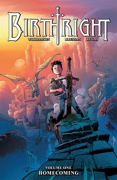 Universal to Adapt Williamson and Bressan's 'Birthright' with 'Despicable Me' Writers and Robert Kirkman