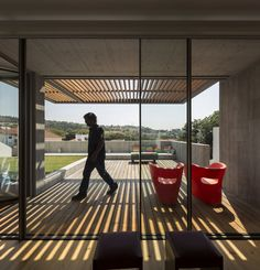 House in Caxias,© Fernando Guerra | FG+SG