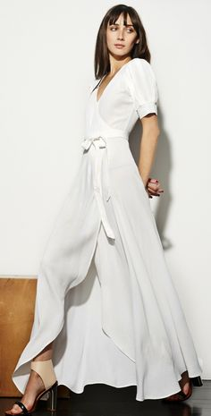 The Reformation :: CLOTHES :: DRESSES :: LOCHNESS DRESS - or I'll get married in this one..