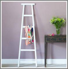 towel rack wooden ladder-#towel #rack #wooden #ladder Please Click Link To Find More Reference,,, ENJOY!! Towel Ladder, Interior Light Fixtures, Cool House Designs, Chic Bedroom, Shelves Uk, Towel Rack, Table Lamps For Bedroom, Ladder Towel Racks, Wooden Ladder