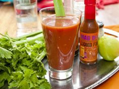 Mad Dog's Gourmet Bloody Mary