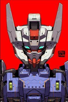 Gundam: Iron Blooded Orphans Fan-Arts - Image Gallery Gundam Astaroth Image via Ippei Youbu Arte Gundam, Gundam Art, Gundam Astaroth, Geeky Wallpaper, Gundam Head, Transformers, Blood Orphans, Gundam Iron Blooded Orphans, Mecha Suit