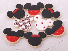 Mickey & Minnie Munchies