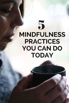 The idea of practicing mindfulness can seem overwhelming, or maybe it's just for people who do yoga or live in a monastery. Not true! Think of mindfulness as the act of having an awareness of the world around you; it invites you to be in the present instead of focusing on reliving the past or running ahead to all that is on your to-do list for tomorrow. And, anyone can do it! Read on as eBay shares five ideas to get you started bringing mindfulness into your day.