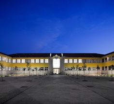 Alves Martins High School   Bruno Trindade Bernardo   Archinect