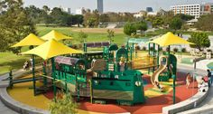 Pan Pacific Park: An Oasis in the Heart of Los Angeles The Partners Trust