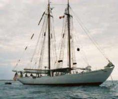 "Maine State Vessel - ""Bowdoin"""