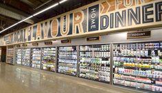Local Flavor / Supermarket Signage