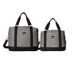 JTRVW Travel Luggage Trolley Bag Portable Lightweight Suitcases Duffle Tote Bag Handbag Butterflies Pattern