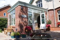 Orangeries may be designed to match