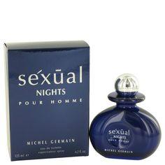 Sexual Nights By Michel Germain Eau De Toilette Spray 4.2 Oz