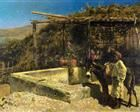 By The Well - Edwin Lord Weeks