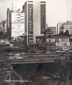 As mans�es da Avenida Paulista