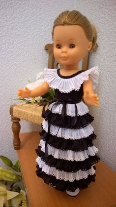 How To Make Clothes, Diy Clothes, Girl Dolls, Baby Dolls, Barbie, Journey Girls, 18 Inch Doll, American Girl, Virginia