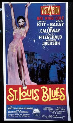 St. Louis Blues (1958) ● OFFICIAL TRAILER ● Nat King Cole stars as the legendary W.C. Handy ●彡
