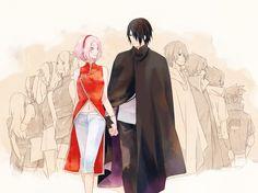 Sakura & Sasuke - SasuSaku