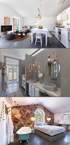 Luz Houses - Fatima, Portugal. Hotel con encanto en Portugal