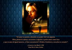 ¿Conoces a Joe Black?  | Frases de Película