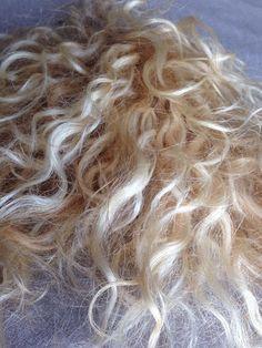 Schnitthaar  Haarzopf Haare  Echthaar Naturhaar Echthaarzopf Perücke Extensions…