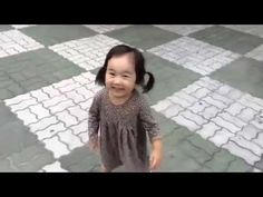 squeaky shoes could solve world problems. We should all wear squeaky shoes. Little Girl Can't Stay Mad With Squeaky Shoes On - YouTube