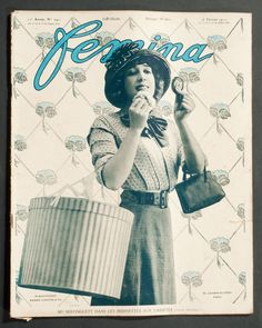 'FEMINA' FRENCH VINTAGE MAGAZINE 15 FEBRUARY 1911 in Books, Comics & Magazines, Magazines, Women's | eBay