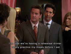 rehearsal dinner truth