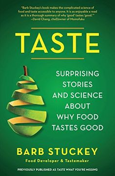 Wine Books - Taste Surprising Stories and Science about Why Food Tastes Good *** More info could be found at the image url.