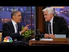 Obama Digs A Deep Hole on Leno      Posted by Laura J Alcorn National Director on August 7, 2013 at 1:05pm