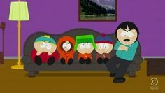 South Park- You're Getting Old.