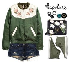 """""""Free day"""" by stevie-pumpkin ❤ liked on Polyvore featuring rag & bone/JEAN, Keds, Dolce&Gabbana and Gucci"""