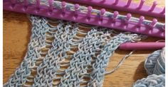 """Sometimes it can be difficult to name a project. When I sat down to make this scarf I was hovering between """"Bargain Hunter Scarf"""" or """"Qu..."""