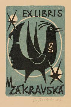Ladislav Rusek for Mirta Zakravska, 1962