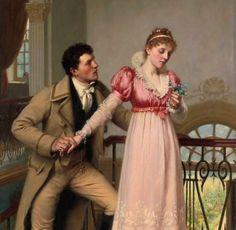 Leighton, Edmund Blair (b,1852)- Yes or No ... , 1890 -2d