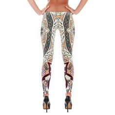 Toranj leggings and yoga pants by Grace Moda. Stylish, durable, and a hot fashion staple. Visit us at: http://Grace.Moda