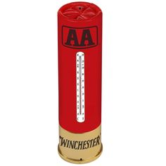 Features the famous Winchester AA shotshell logo artwork.