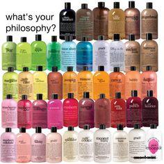 Philosophy Bath Gel | I'll take one in every color plz :)