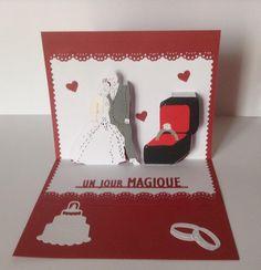 kirigami mariage  kirigami wedding