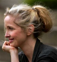 I don't want to go to the Bahamas on holiday... I want to go to Brittany, where it's cold and raining, and there's nothing fancy about it. ~French actress Julie Delpy