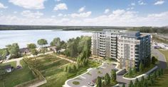 Lakevu Condos in Barrie is more than 50 percent sold