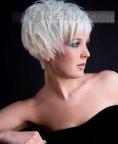 2012ショートヘア人気品100%レミーヘア自然な格安ウィッグ