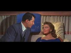"""Dean Martin singing """"You I Love"""" to Anna Maria Alberghetti in Ten Thousand Bedrooms (1957)"""