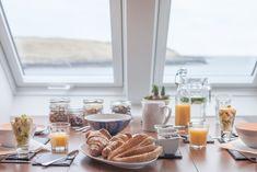 copieux petit déjeuner au Kilmaluag Bed and Breakfast
